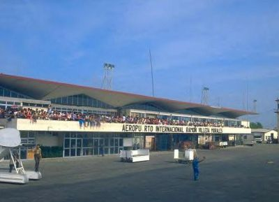 Аэропорт Рамон Вильеда Моралес