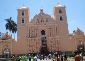 Кафедральный собор в Тегусигальпе