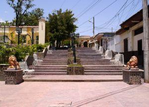 Колониальный исторический центр Чолутеки