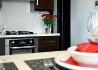 Кухня в апартаментах Amazing Napa
