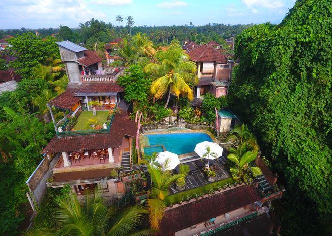 Трехзвездочный отель Ketut's Place, Бали