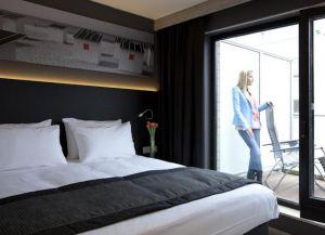 Номер в отеле Mercure Oostende