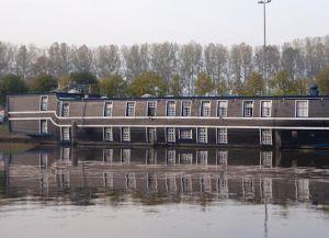 Отель на воде Boat De Barge, Брюгге