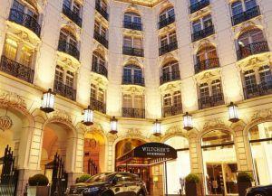 Отель Steigenberger Wiltcher's, Брюссель
