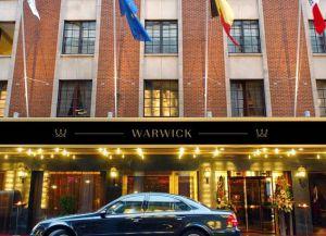 Отель Warwick Brussels, Брюссель