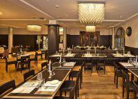 Ресторан отеля Best Western Bern