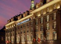 Спа-отель Schweizerhof Bern