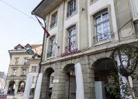 Отель Nydeck