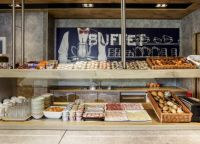 Кафе отеля Ibis Budget Bern Expo