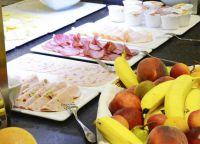 Завтрак в гостевом доме Marthahaus