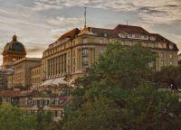 Отель Bellevue Palace
