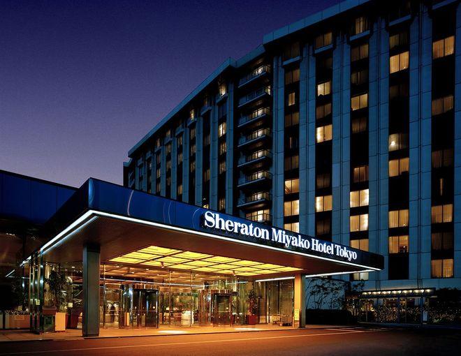 Отель Sheraton Miyako в Токио