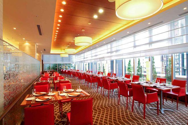 Ресторан в отеле Mercure в Саппоро
