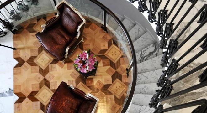 Hotel Ziya - один из лучших пятизвездочных отелей столицы