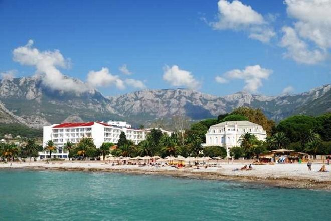 Спа-отель Princess Beach & Conference Resort в Баре