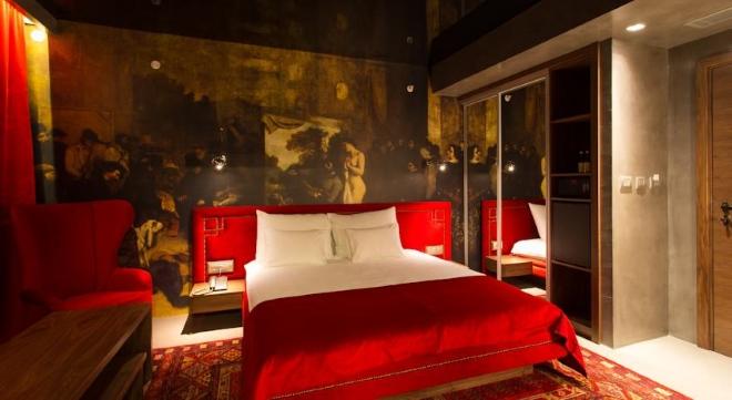 Hotel Hemera - великолепный четырехзвездочный отель в Подгорице