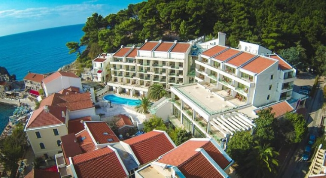 Monte-Casa-Spa-Wellness - один из лучших отелей для детей в Петроваце