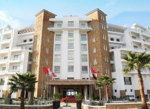 Grand Mogador Tanger - Luxury Hotel