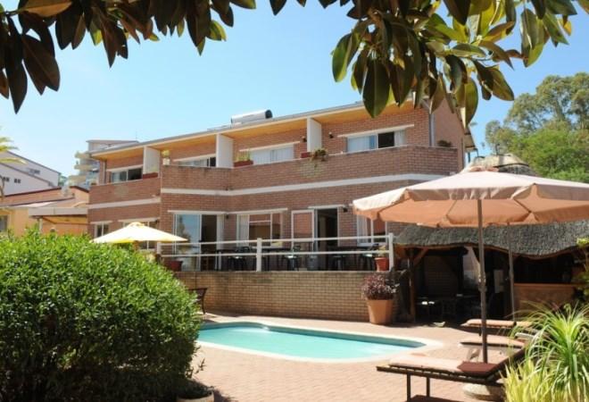Отель Hotel Pension Uhland