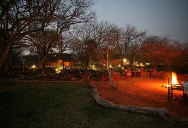 Отель Ohange Namibia Lodge