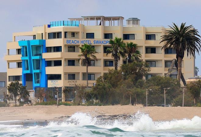Отель Beach Hotel Swakopmund