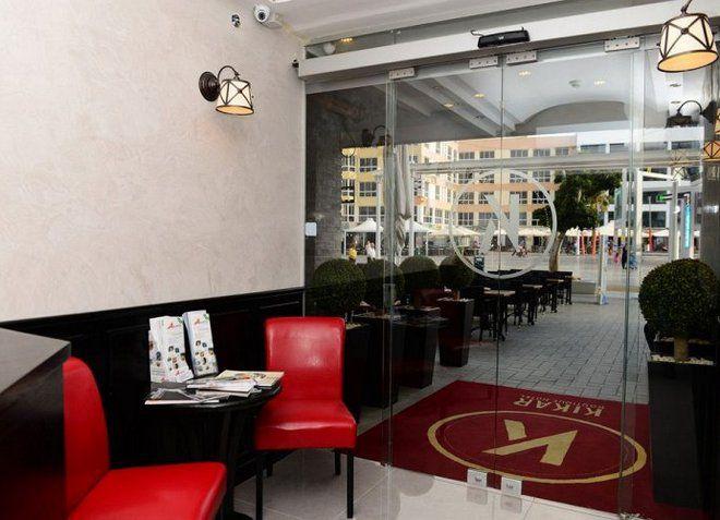 Отель Kikar Boutique Hotel