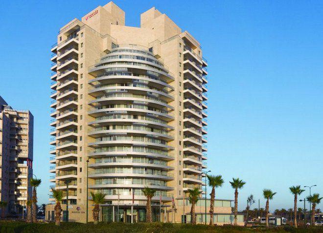Отель Ramada Hotel and Suites Netanya