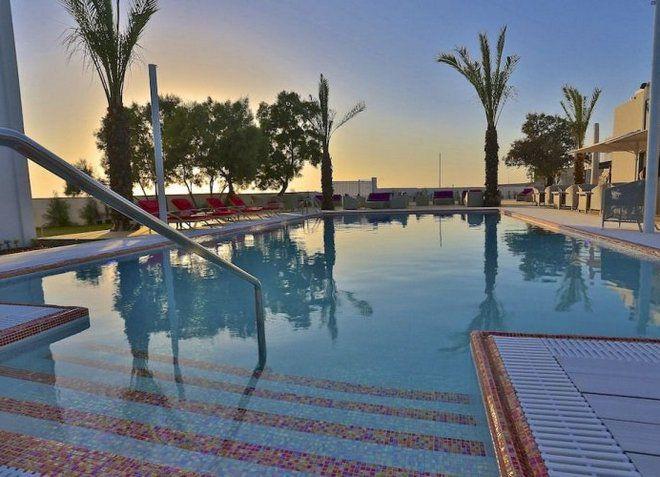 Отель El Yam Luxury Resort