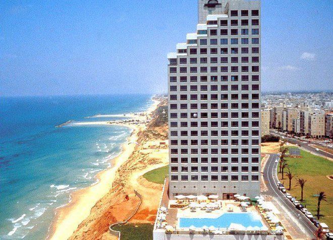 Отель Carmel Netanya
