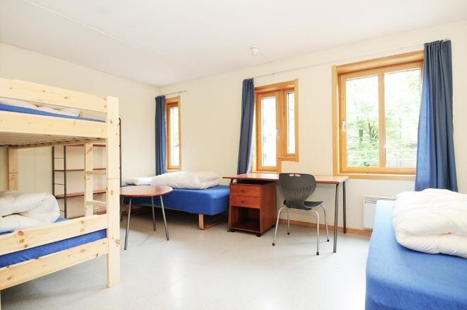 Anker Hostel - один из самых известных хостелов в Осло
