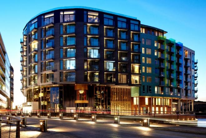 В Норвегии есть много новых современных отелей