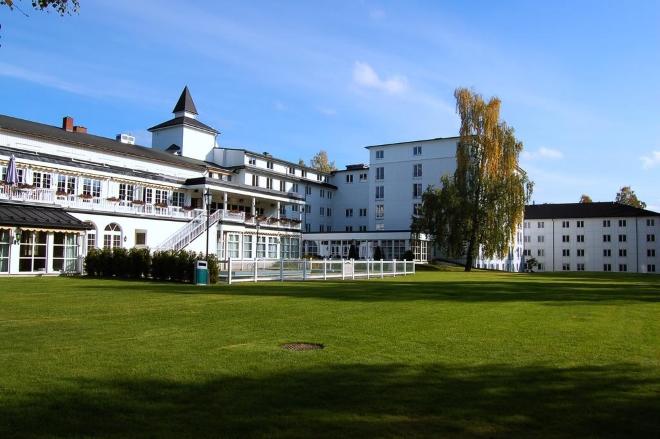Lillehammer Hotel - один из популярнейших отелей Лиллехаммера