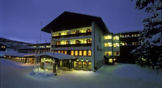 Bardola Hoyfjellshotel - один из традиционных норвежских пансионов