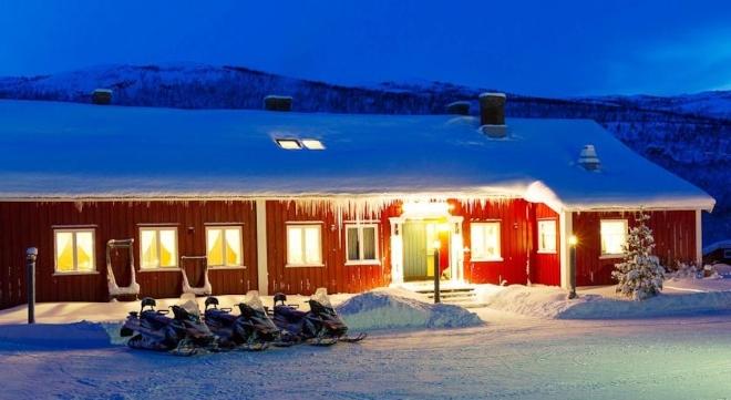 Gargia Fjellstue - пансион в городе Альта с достаточно узким перечнем услуг