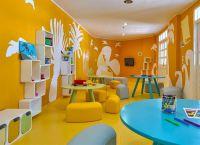 Игровая комната в отеле Almyra