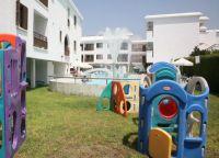 Детская площадка отеля Sofianna