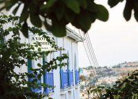 Отель Axiothea