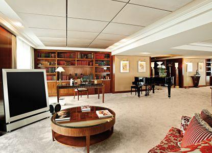 Royal Penthouse Suite - самый дорогой номер в Швейцарии