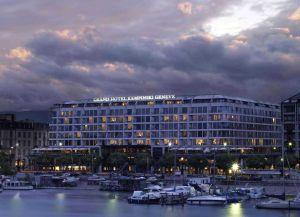 Женева – Grand Hotel Kempinski Geneva