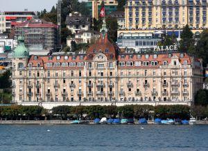 Palace Lucerne Hotel