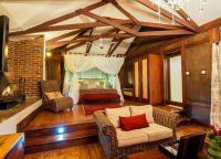 Номер Arusha Coffee Lodge