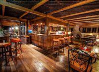 Ресторан в Arusha Coffee Lodge
