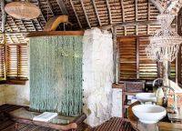 Ванна в Mnemba Island Lodge