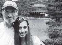 С дочерью Эрин, 2006 г.