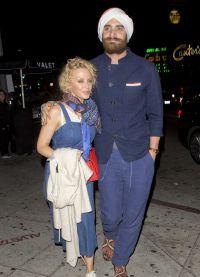 Кайли Миноуг с женихом