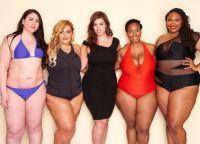Реальные девушки в купальниках от Эшли Грэм
