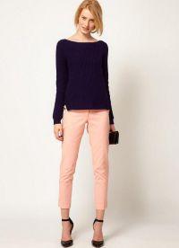 jakou délku by měly být kalhoty ženy6