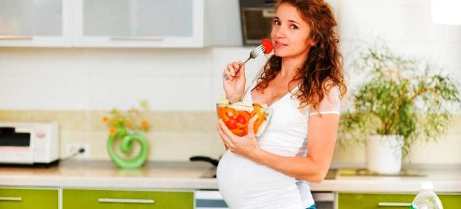 kako se med nosečnostjo ne maščevati