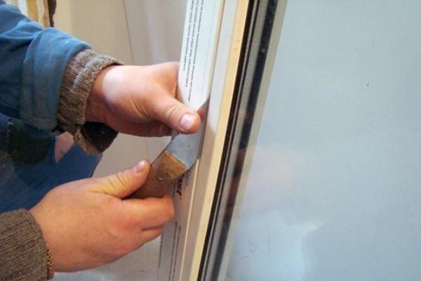 Jak wyregulować plastikowe drzwi balkonowe4
