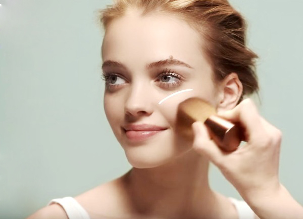 kako uporabljati bronzer za obraz 3